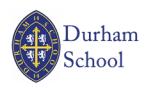 Durham School - logo