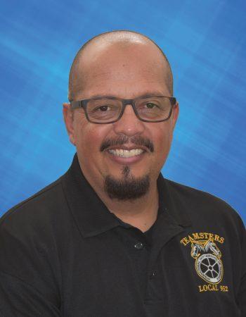 Executive Board Member Carlos Jimenez