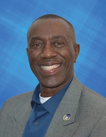 Executive Board Member Charles Johnson