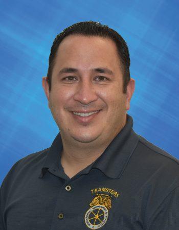 Executive Board Member Eric Jimenez