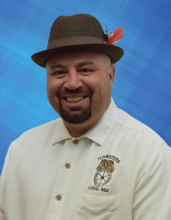 Executive Board Member James Lopez