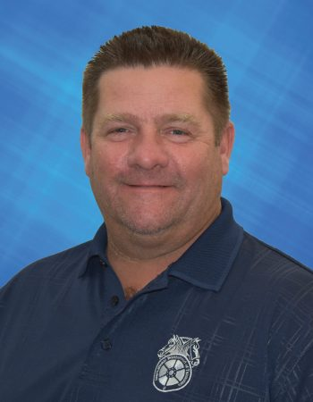Executive Board Member John Green