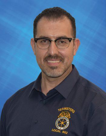 Executive Board Member Juan Vasquez