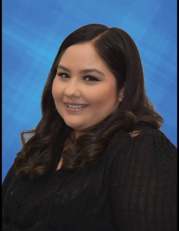Executive Board Member Katrina Diaz