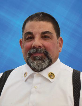 Executive Board Member Keith Barton