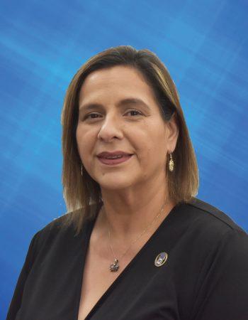 Executive Board Member Norma Lopez