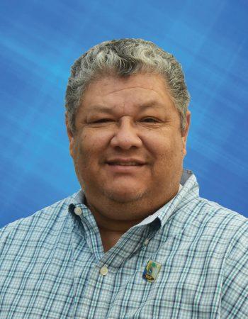 Executive Board Member Rueben Lopez