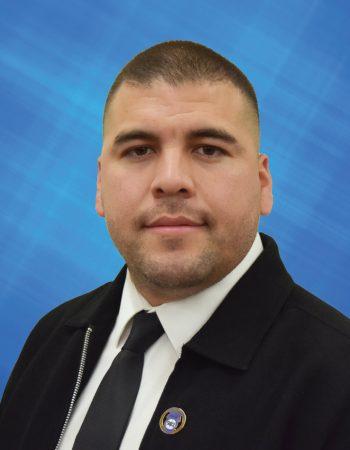 Executive Board Member Sam Carlin