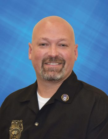 Executive Board Member Shawn Monson